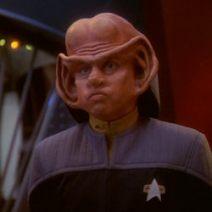 Star Trek~Deep Space Nine: Ensign Nog (Supply Officer)