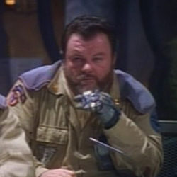 Space Rangers: Ranger Doc Kreuger (Chief Cook)