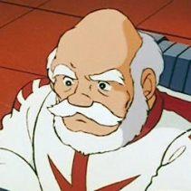 Star Blazers/Space Battleship Yamato: Chief Hikozaemon Tokugawa (Chief Engineer)