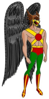 hawk-man