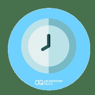 quantum Cumplir con el cronograma de uso y reemplazo prescrito de los lentes de contacto