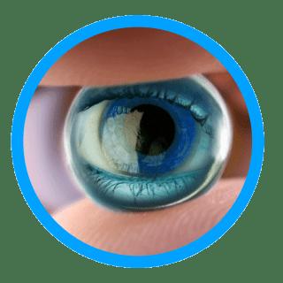 quantum lentes de contacto hibridos