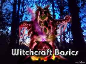 2 Witchcraft Basics