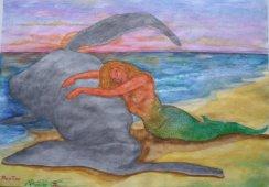 Red Tide (c) Mani Navasothy
