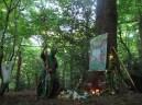 Woodland Beltane 2017- Horned God