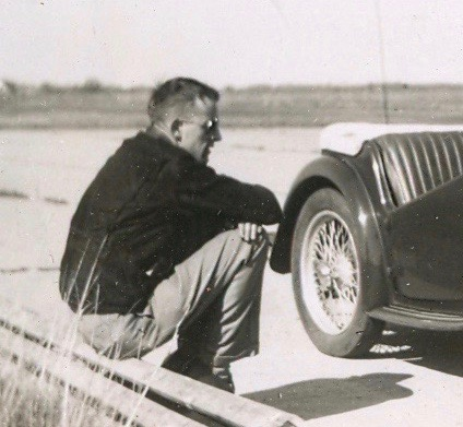 The Canadian James Dean Six Years Before James Dean