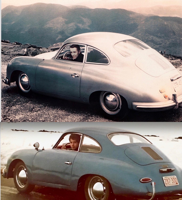 Branded Automotive Merchandise Faithful Porsche 356 Head Light Bulb Holder