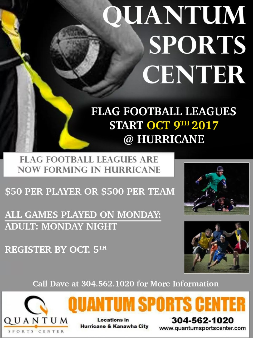 Flag Football Flyer-2017