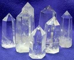 Quartz Crystals