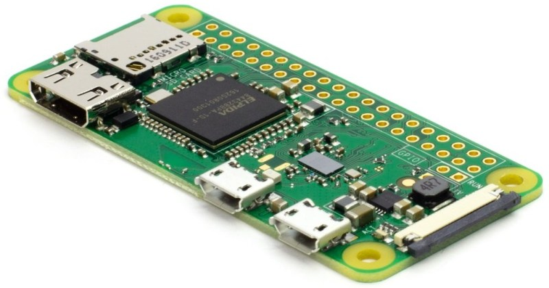 New Raspberry Pi launched