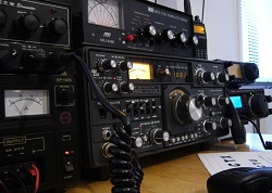 Amateur Radio @ Quantum Technology Club