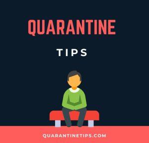 quarantine tips logo