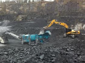 Dowling Quarries Ltd Crushed Limestone Production