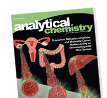 Cover for Analytical Chemistry journal