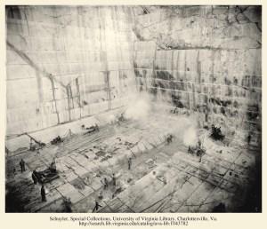 Old Quarry Floor