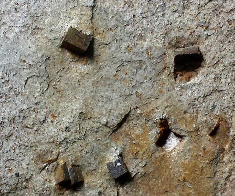 Quarry Gardens Rocks