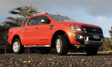 Reviewing the beast: Ford Ranger Wildtrak 4WD