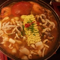 Seafood Hotpot at Doong Ji Korean Restaurant