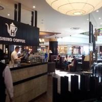 Hoshino Coffee at Plaza Singapura