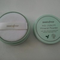 [Review] Innisfree No Sebum Mineral Powder - Get Set, Go Matte!
