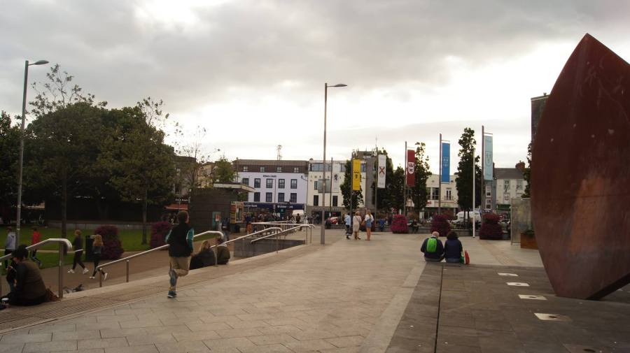 Galway Eyre Square