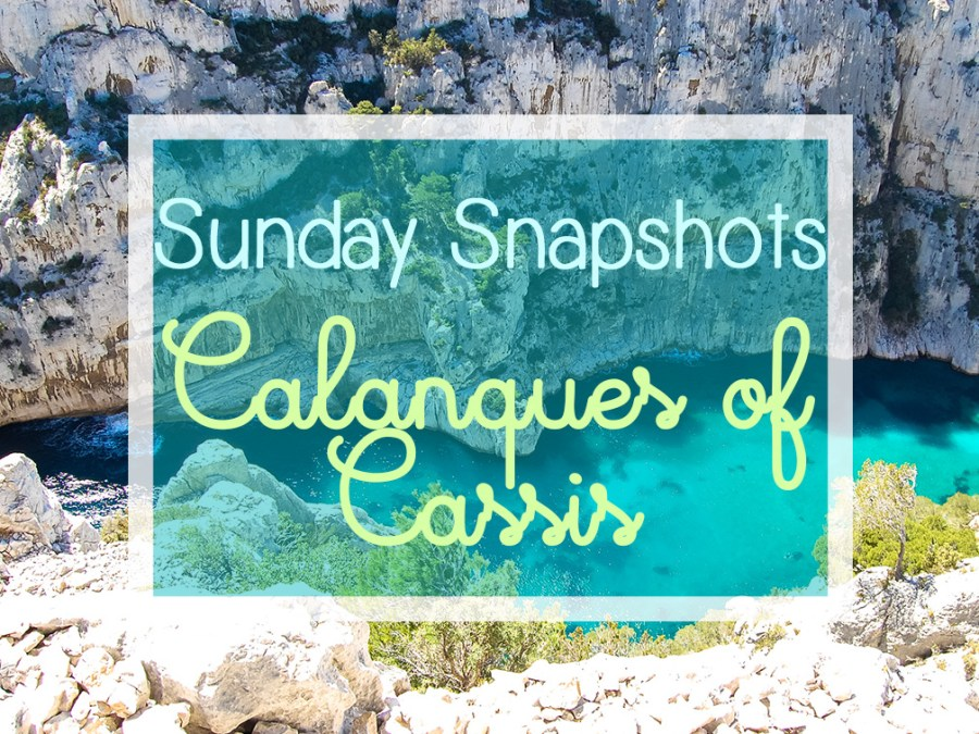 Sundy Snapshots Calanques of Cassis