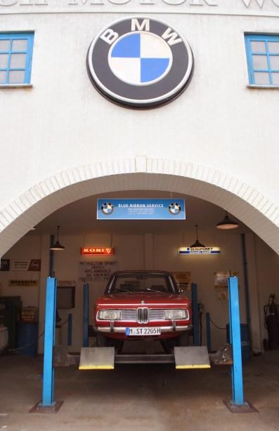 Goodwood Revival BMW