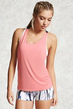 F21 Active Get Moving Tank Top - $9.90US