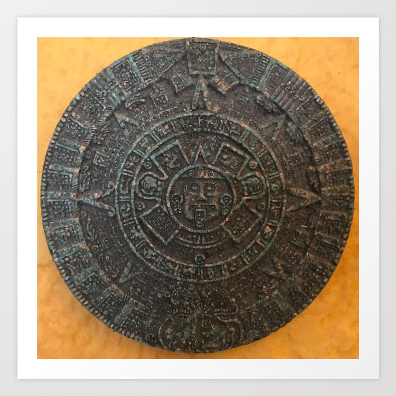 Create Your Print A Mayan Calendar