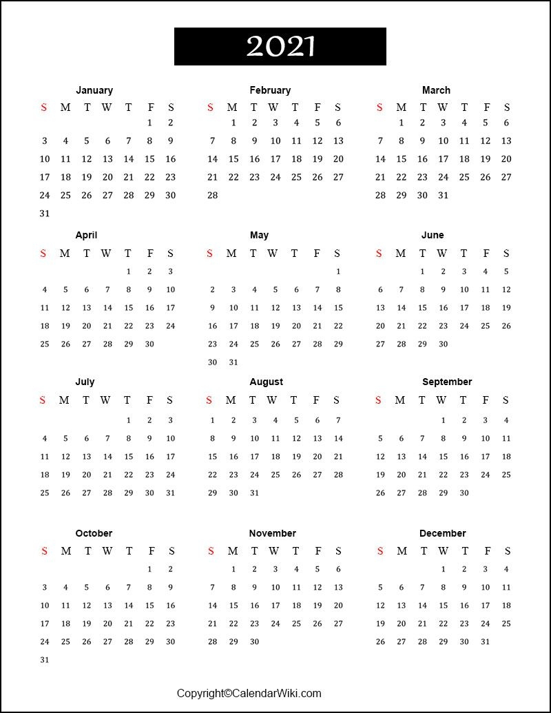 Here's a selection of 20 free printable 2020 calendars to print at home and help you stay organized all year long: Create Your Printable Calendar 2021 No Download   Get Your ...