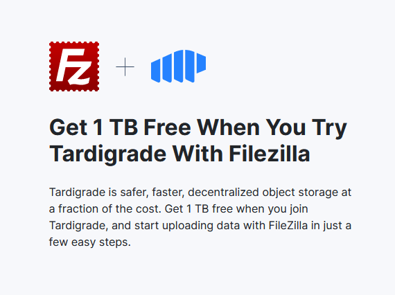 1 TB – tardigade.io cloud storage