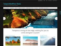 Theme Tempera