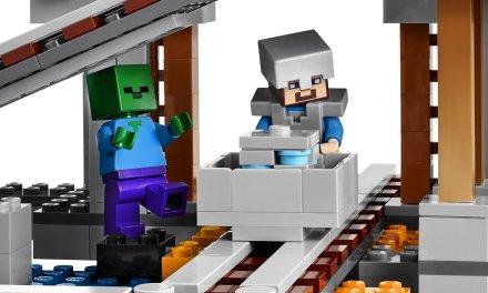 Lego VS Minecraft