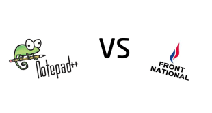 Notepad++ le coup de gueule de son créateur contre le FN