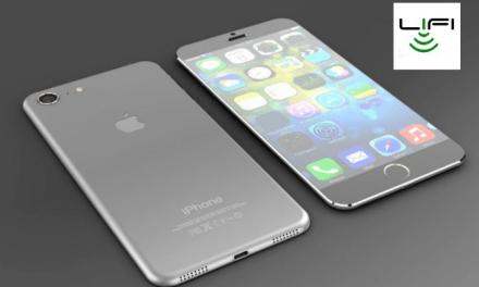 Le LIFI bientôt sur Iphone ?