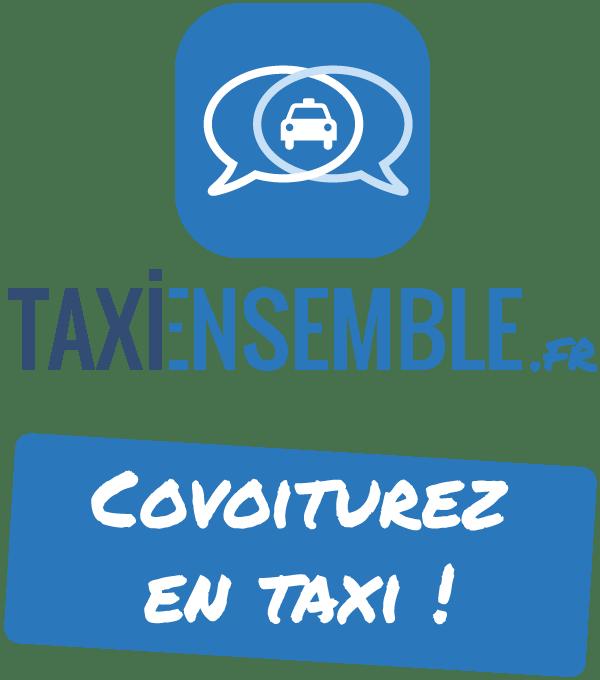 logo taxi ensemble