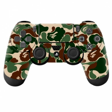 manette-ps4-camouflage