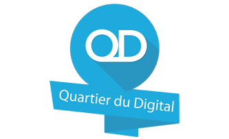 Logo Quartier du Digital