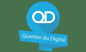 Logo Quartier du Digital