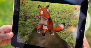 The Gruffalo Spotter, le jeu AR pour les enfants !