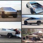 Tesla présente enfin son pickup 100% électrique : Le Tesla Cybertruck !