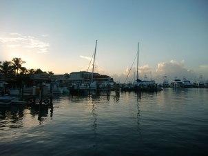 Der Hafen von Key West