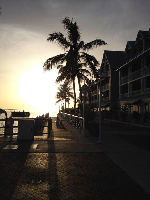 Strandpromenade Key West