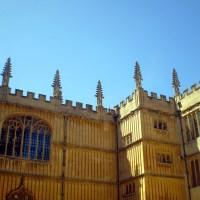 Colégios de Oxford!