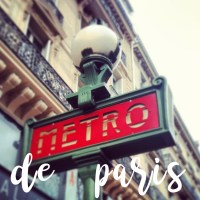 Le Métropolitain de Paris, o metrô parisiense
