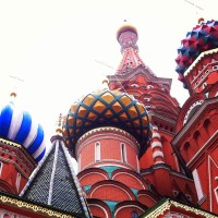 Catedral de São Basílio e as Catedrais de Moscou