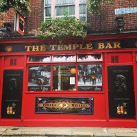 Um fim de semana por Dublin