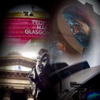 Um dia por Glasgow na Escócia