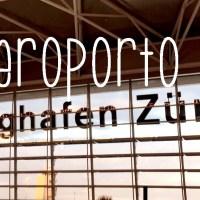 Do aeroporto de Zurique até o aeroporto de LUX