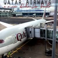 Como é viajar de Qatar Airways, Doha a São Paulo